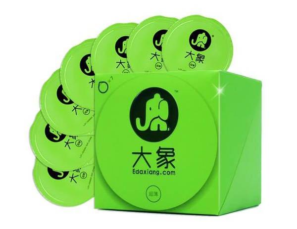十大避孕套品牌排名十、大象