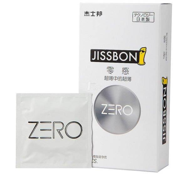 十大避孕套品牌排名三、jissbon 杰士邦