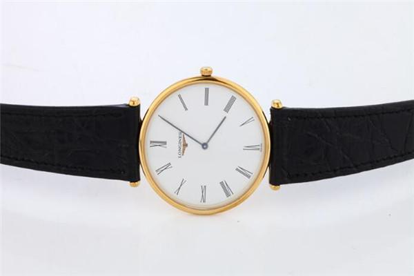 价格在五千元的浪琴手表排行九、浪琴优雅系列26915611