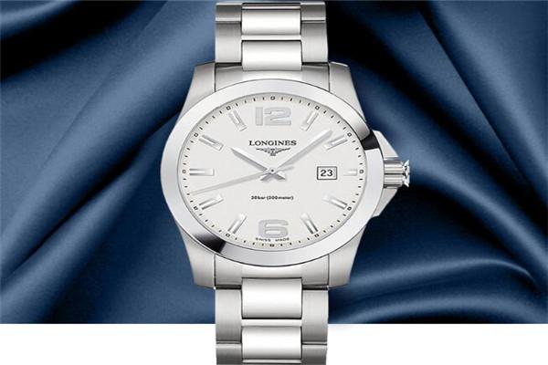 价格在五千元的浪琴手表排行七、浪琴L3.257.4.56.6